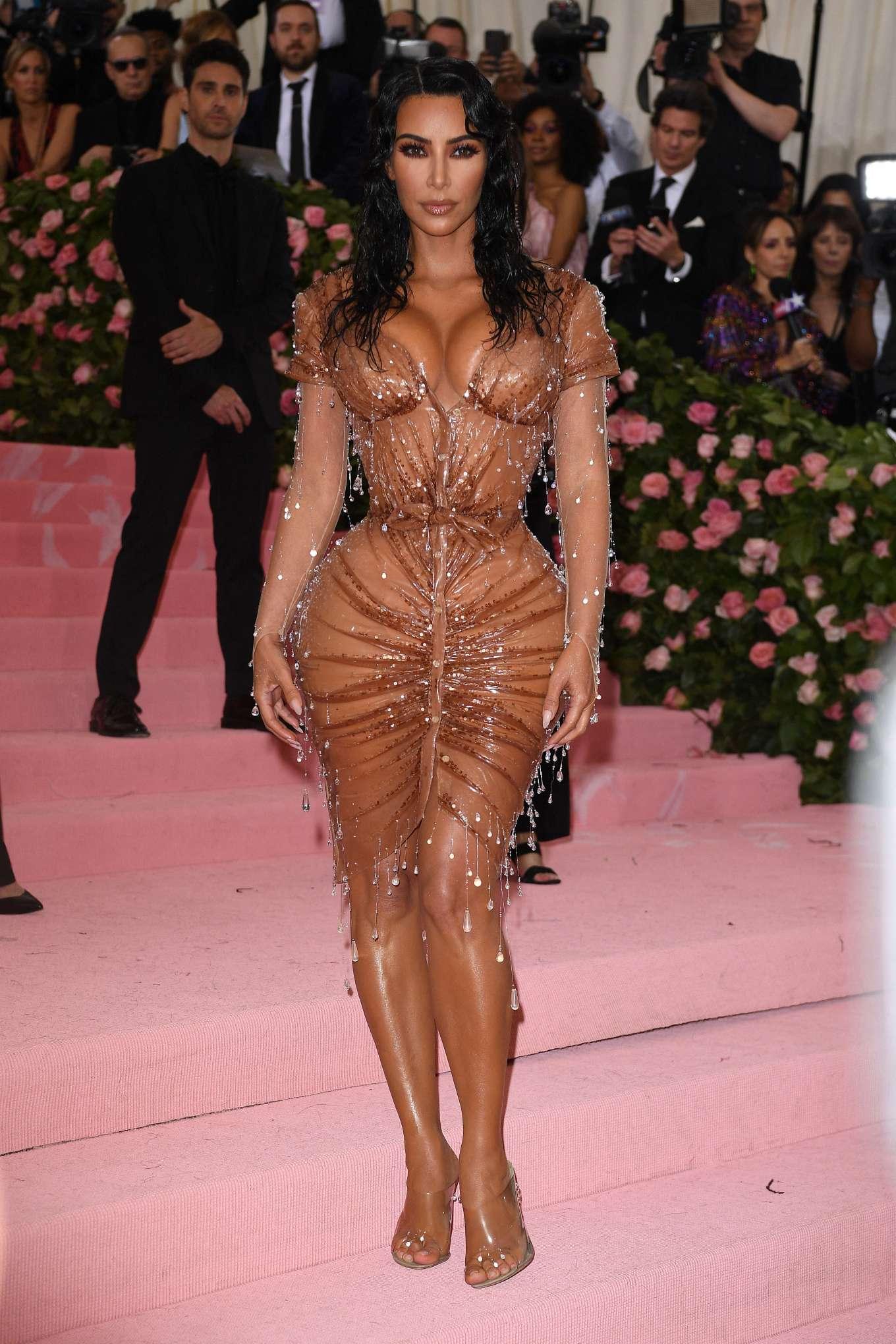 Kim Kardashian 2019 : Kim Kardashian: 2019 Met Gala -16