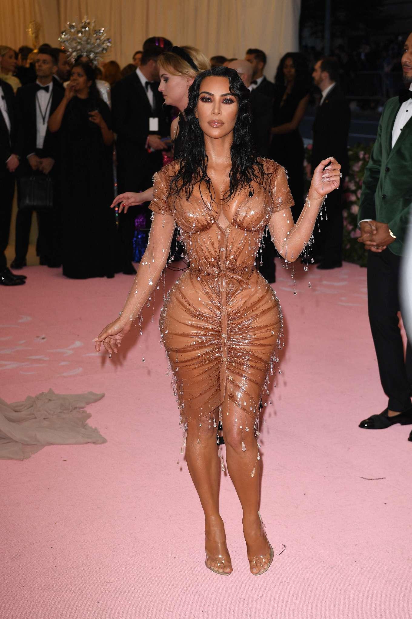 Kim Kardashian 2019 : Kim Kardashian: 2019 Met Gala -17