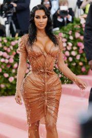 Kim Kardashian - 2019 Met Gala in NYC