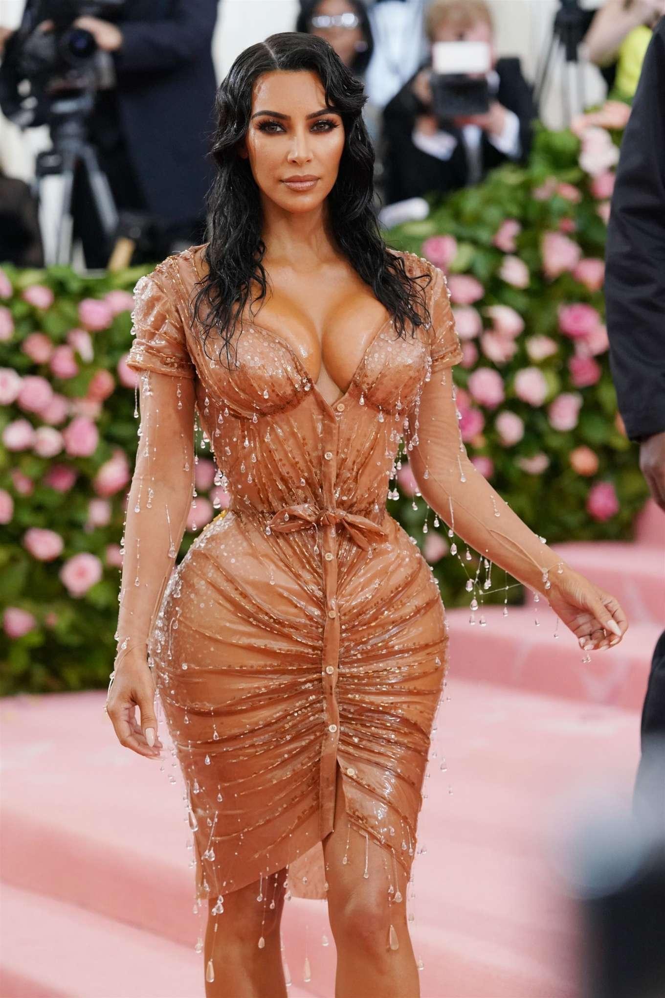 Kim Kardashian 2019 : Kim Kardashian: 2019 Met Gala -19