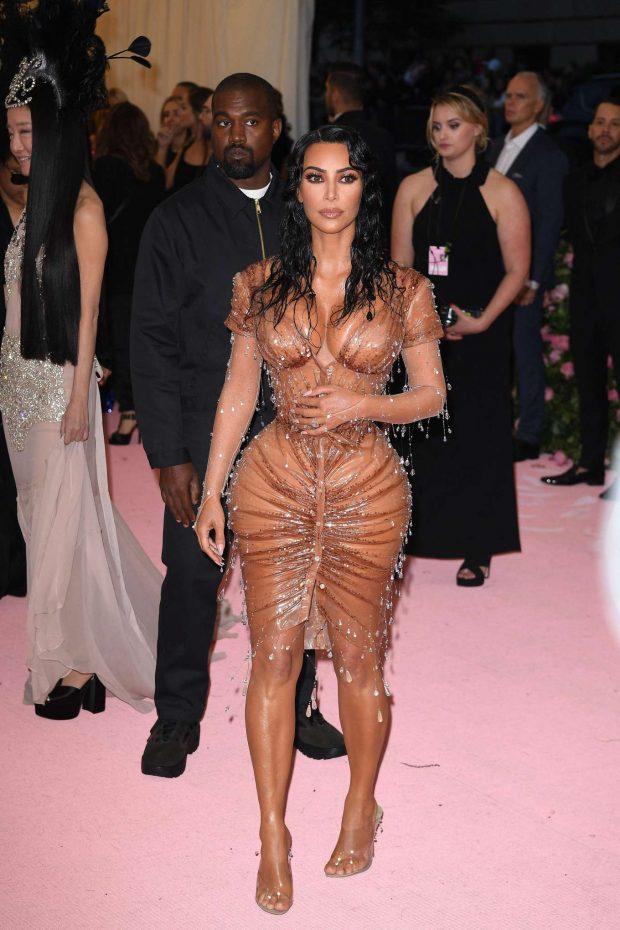 Kim Kardashian 2019 : Kim Kardashian: 2019 Met Gala -21