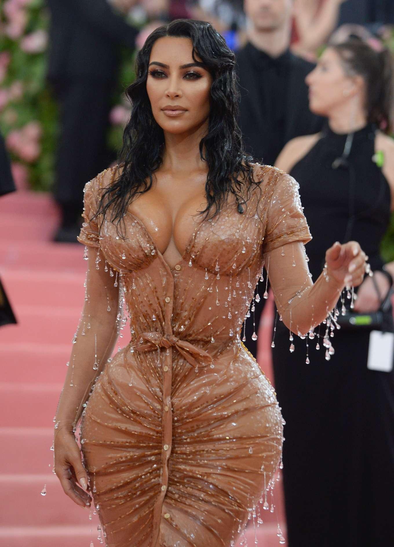 Kim Kardashian 2019 : Kim Kardashian: 2019 Met Gala -23