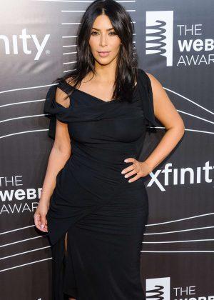 Kim Kardashian - 20th Annual Webby Awards in New York