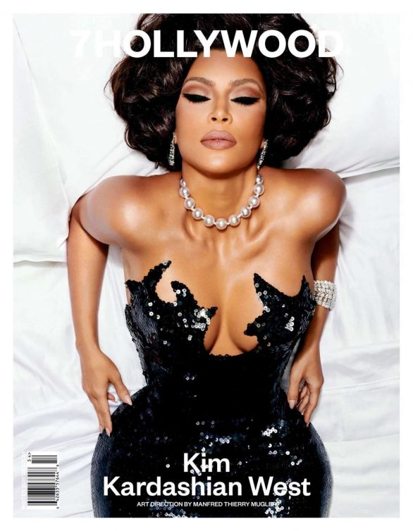 Kim Kardashian - 7Hollywood Magazine (Winter 2020)