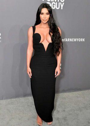 Kim Kardashian - amfAR New York Gala 2019 in NYC