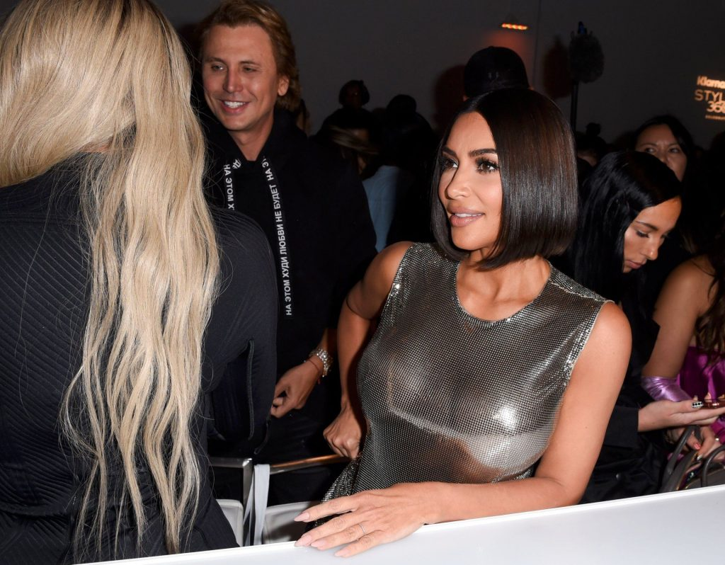 Uncategorized 2019 : Kim Kardashian arrives at a fashion show in New York during New York Fashion Week 2019-63