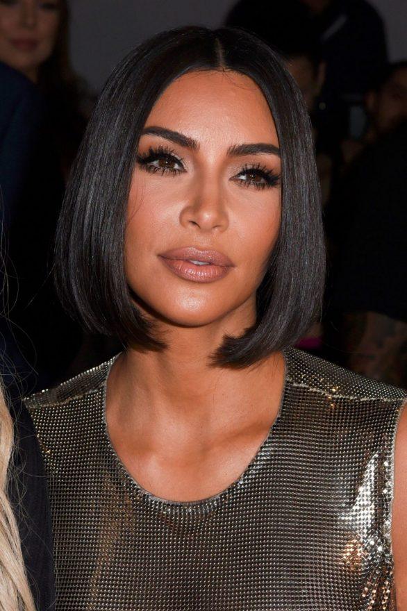 Uncategorized 2019 : Kim Kardashian arrives at a fashion show in New York during New York Fashion Week 2019-70