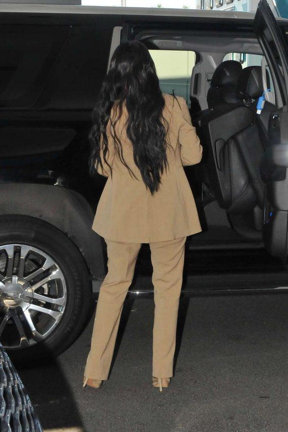 Kim Kardashian 2019 : Kim Kardashian – Arriving at the White House-01