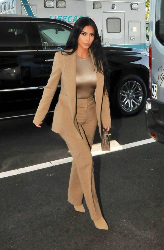Kim Kardashian 2019 : Kim Kardashian – Arriving at the White House-05