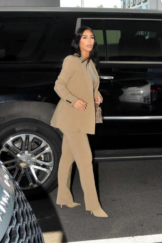 Kim Kardashian 2019 : Kim Kardashian – Arriving at the White House-07