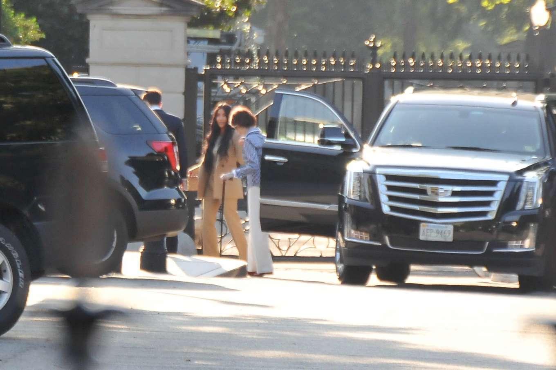Kim Kardashian 2019 : Kim Kardashian – Arriving at the White House-10