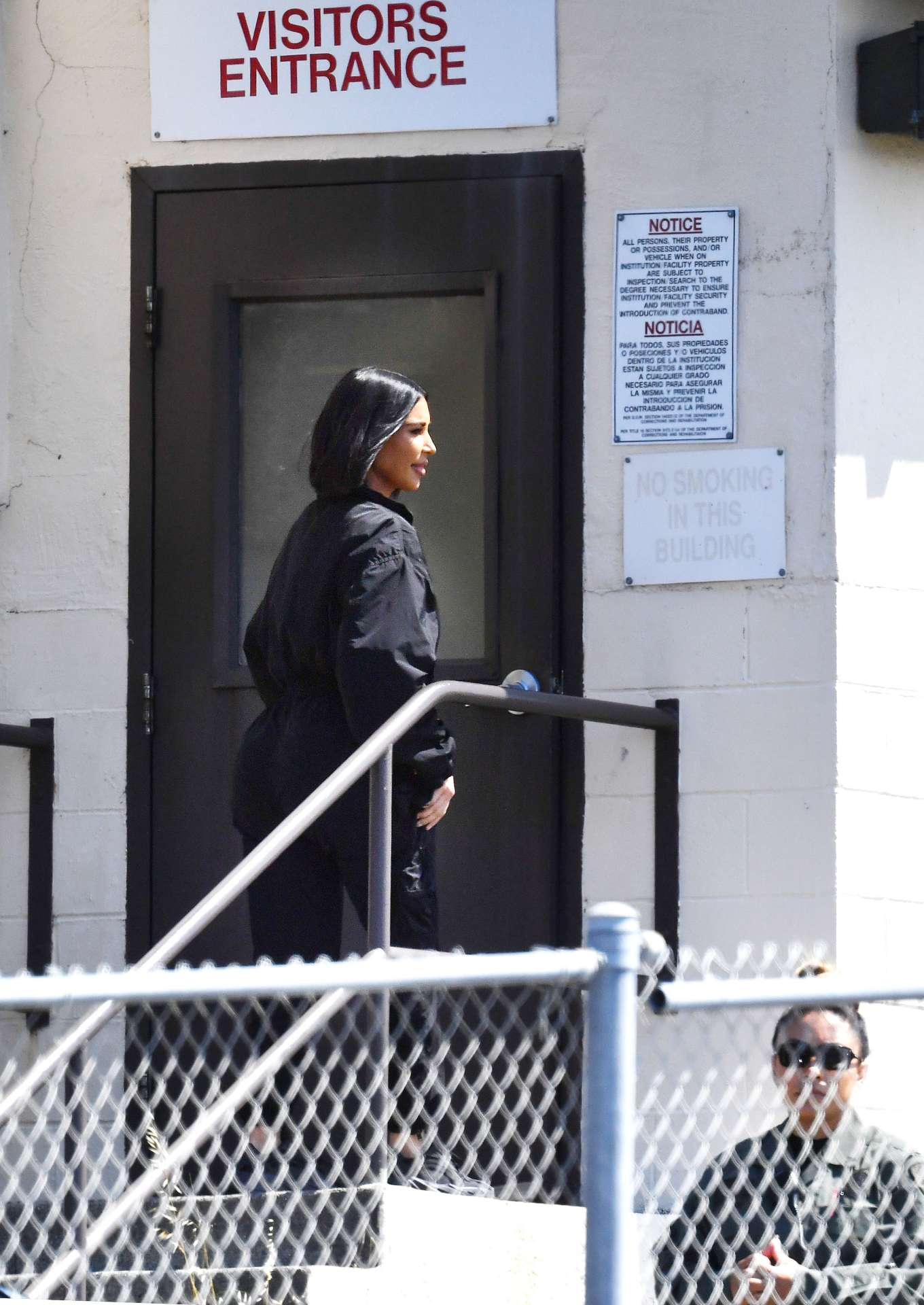 Kim Kardashian 2019 : Kim Kardashian at San Quentin State Prison-05