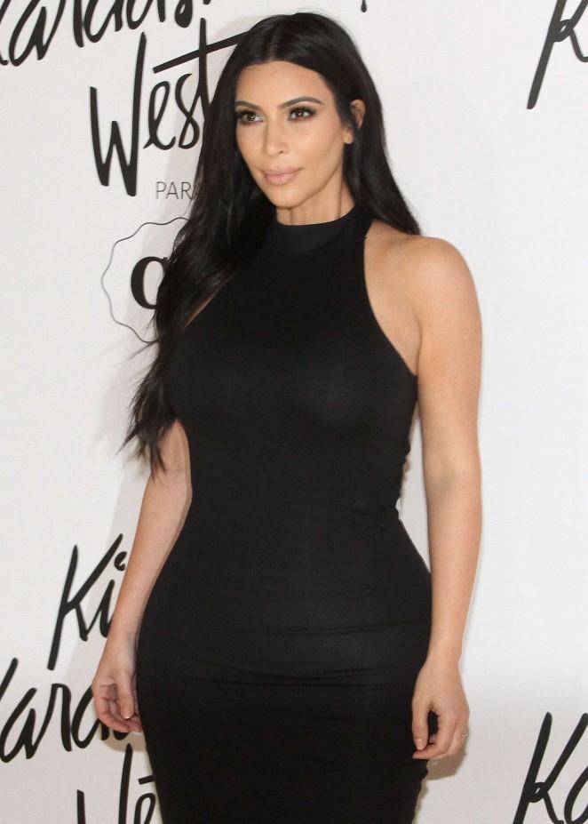 Kim Kardashian - 'C&A' Press Conference in Sao Paulo