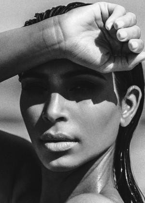 Kim Kardashian: C Magazine 2015 -04