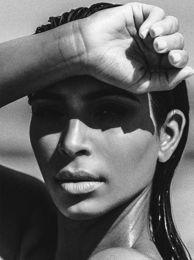 Kim Kardashian 2015 : Kim Kardashian: C Magazine 2015 -04