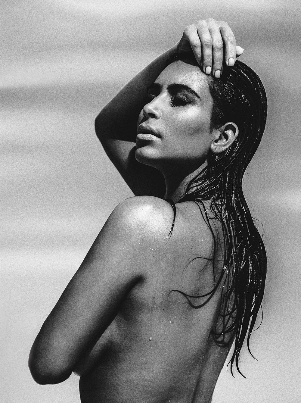 Kim Kardashian 2015 : Kim Kardashian: C Magazine 2015 -05