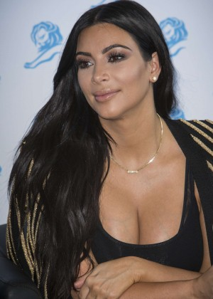 Kim Kardashian - Cannes Lions International Festival of Creativity in Cannes