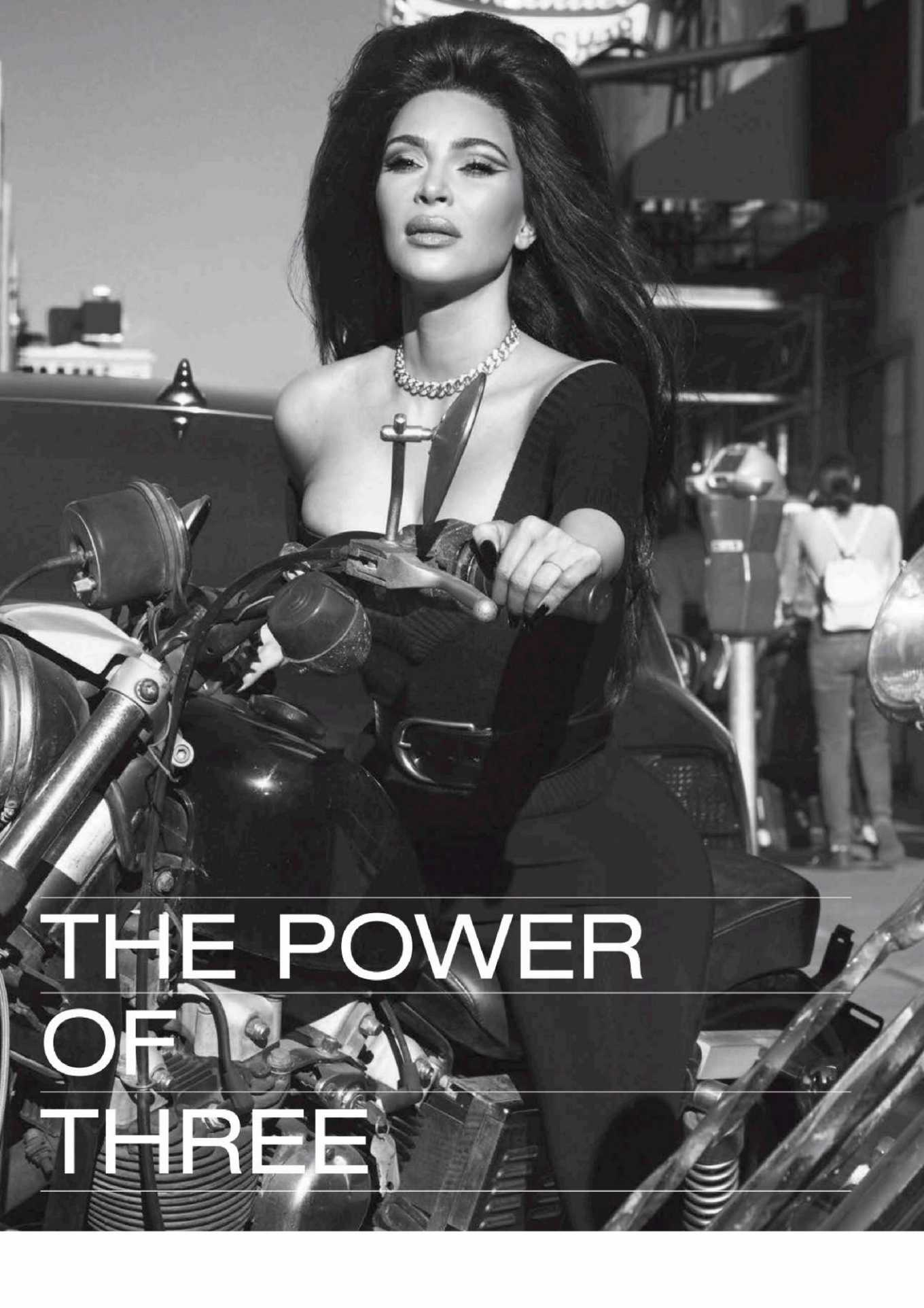 Kim Kardashian - CR Fashion Book #16 Spring/Summer 2020