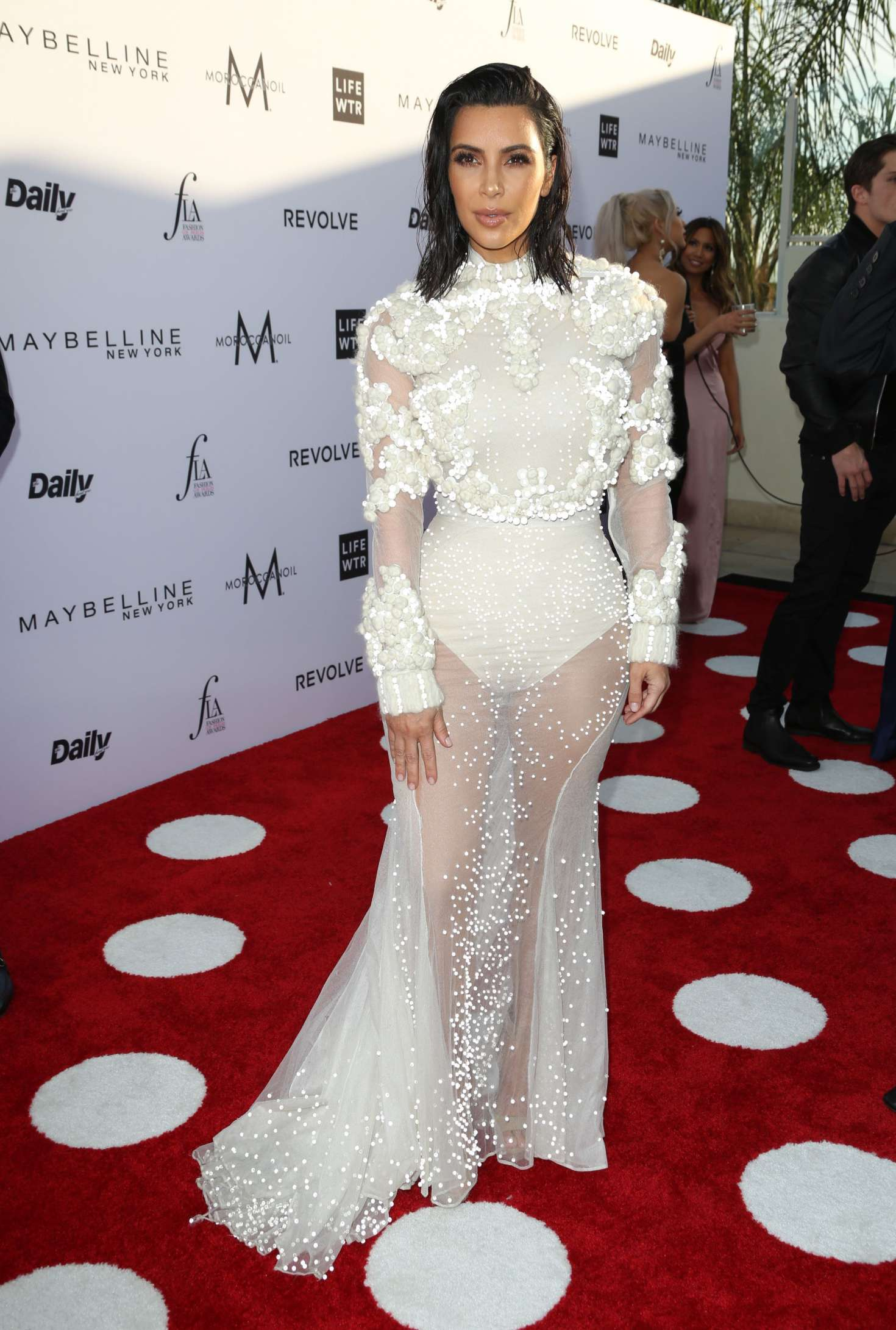 Kim Kardashian – Daily Front Row's 3rd Annual Fashion LA Awards in West Hollywood