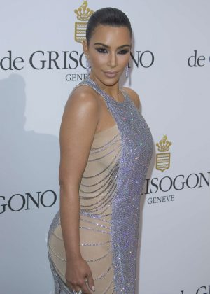 Kim Kardashian - De Grisogono Party at 2016 Cannes Film Festival