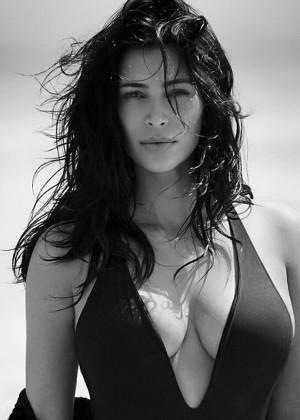 Kim Kardashian - Editorialist Magazine 2016 -01