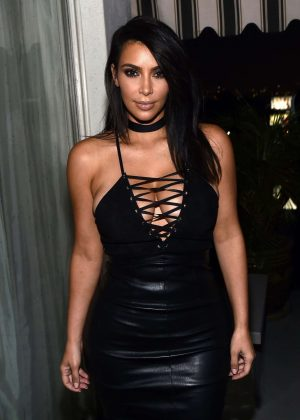 Kim Kardashian - GQ Celebrates The 10th Annual Love Sex and Madness Issue in Los Angeles