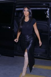Kim Kardashian - Heads out of her hotel in Yerevan