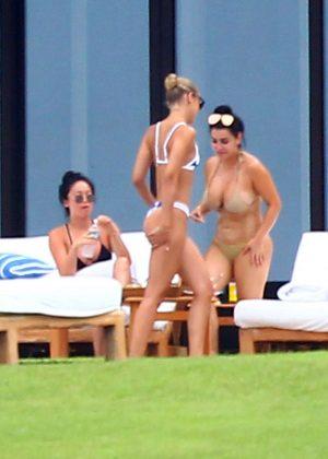 Kim Kardashian in Bikini -21