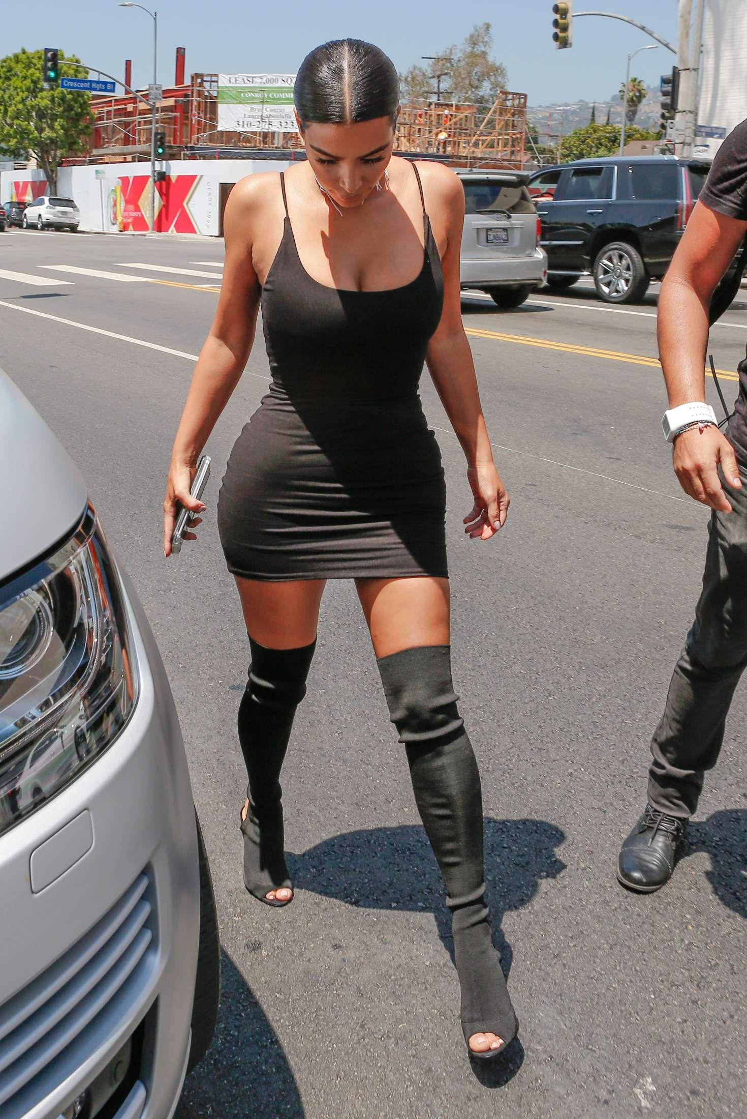 Sorry, kim kardashian tight dress