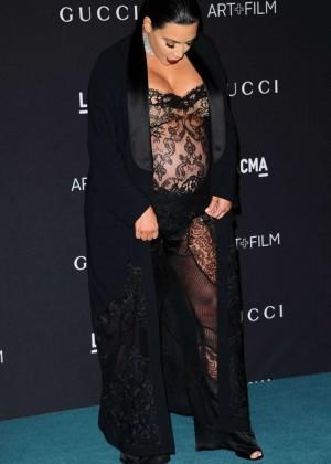Kim Kardashian: LACMA 2015 Art Film Gala -02