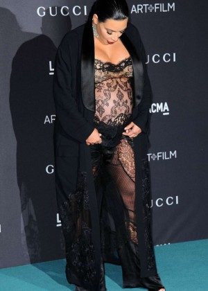 Kim Kardashian: LACMA 2015 Art Film Gala -04