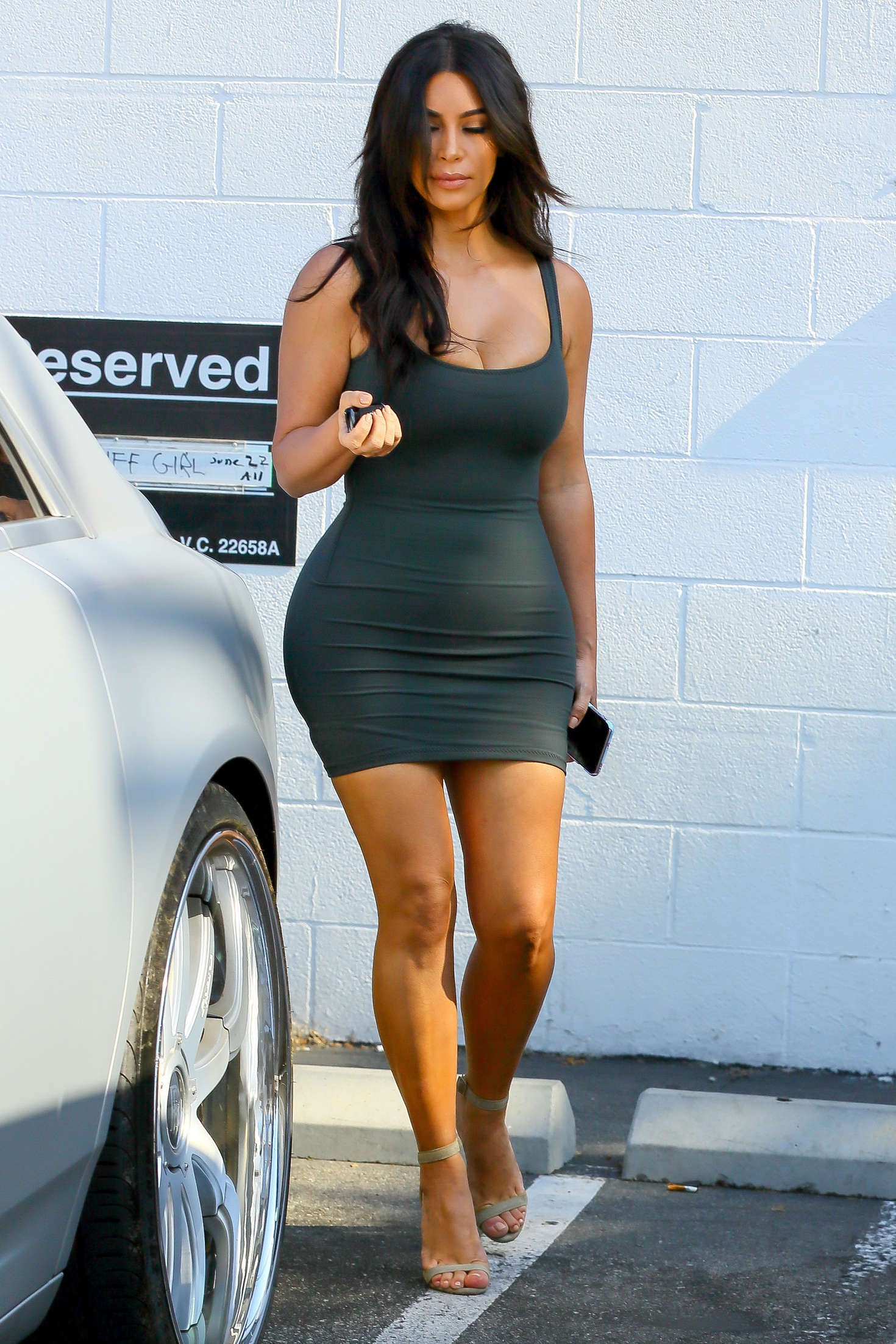 Candid Tight Minis and Short Dresses