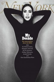Kim Kardashian - New York Magazine (December 2019)