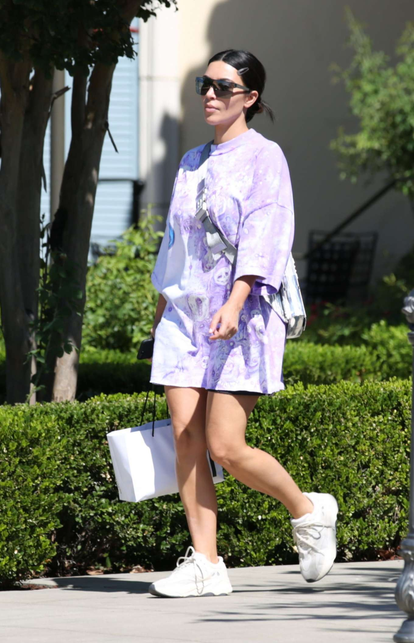 Kim Kardashian 2019 : Kim Kardashian – Out and about in Malibu-03