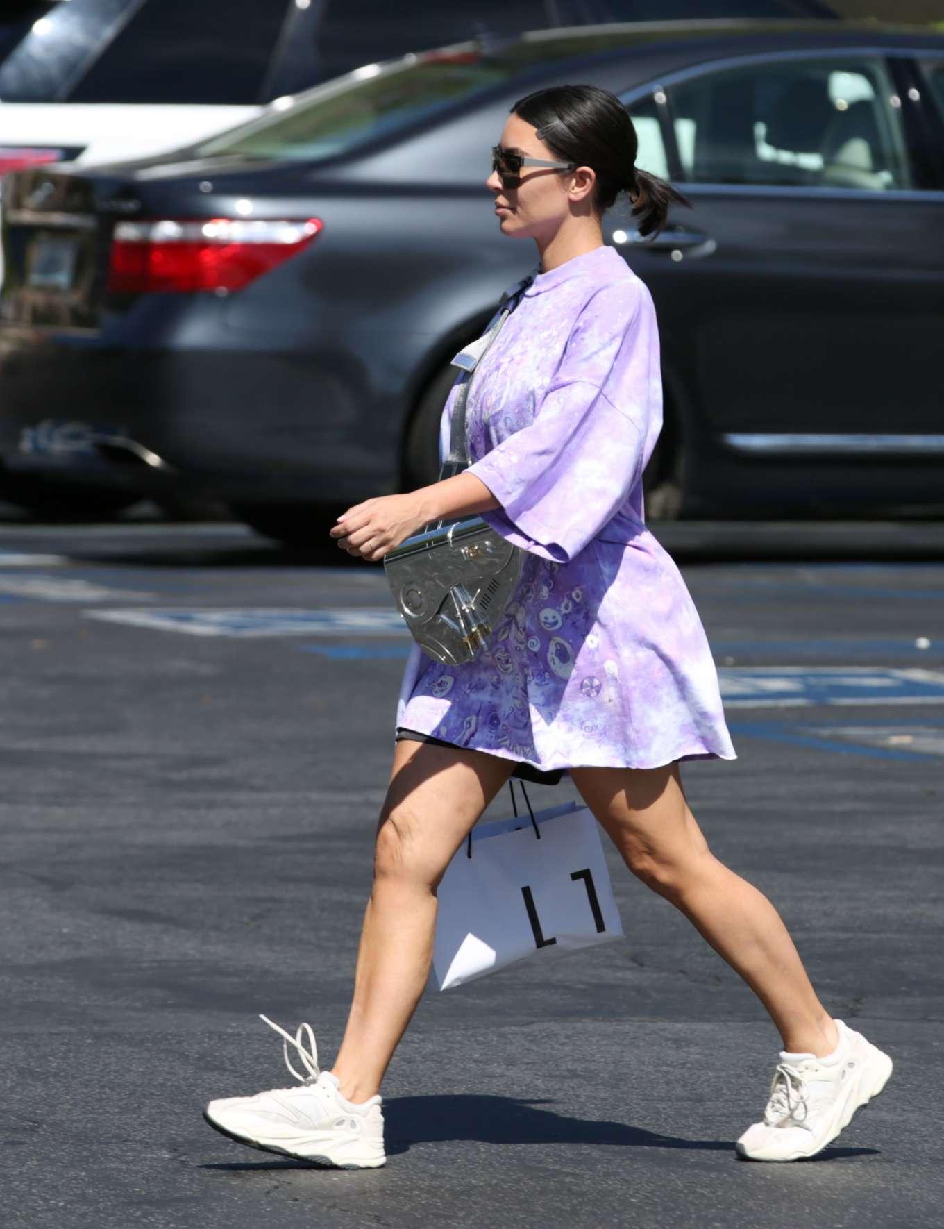 Kim Kardashian 2019 : Kim Kardashian – Out and about in Malibu-30
