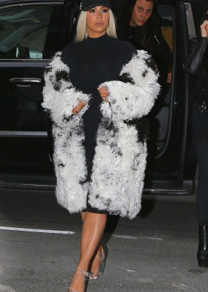 Kim Kardashian - Out and about in New York City