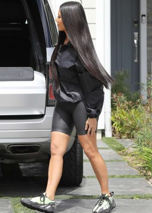 Kim Kardashian - Out in Los Angeles