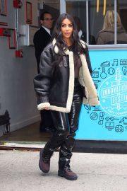 Kim Kardashian - Out in New York