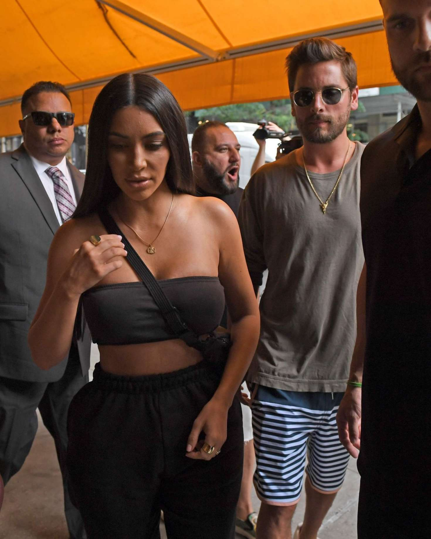 Kim Kardashian – Out in New York