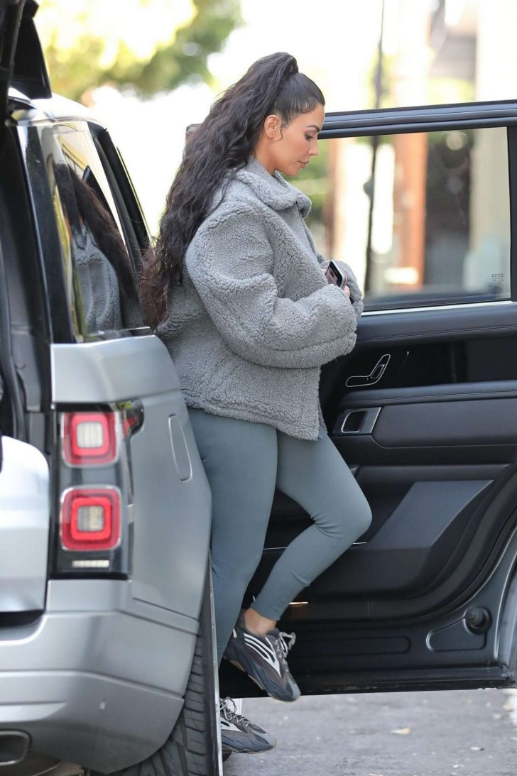 Kim Kardashian: Out in West Hollywood -02