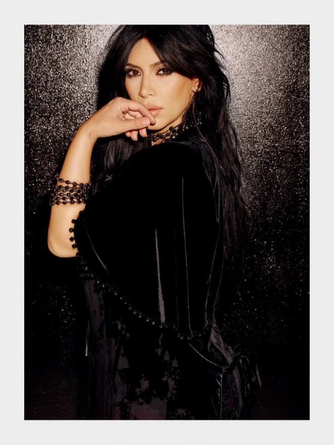 Kim Kardashian - Sorbet Magazine (Fall 2015)