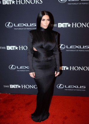 Kim Kardashian - The BET Honors 2015 in Washington