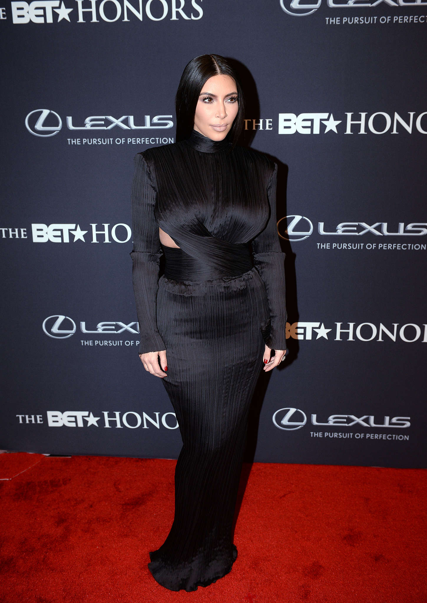 Kim Kardashian - The BET Honors 2015 in Washington