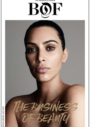 Kim Kardashian - The Business of Fashion (May 2018)