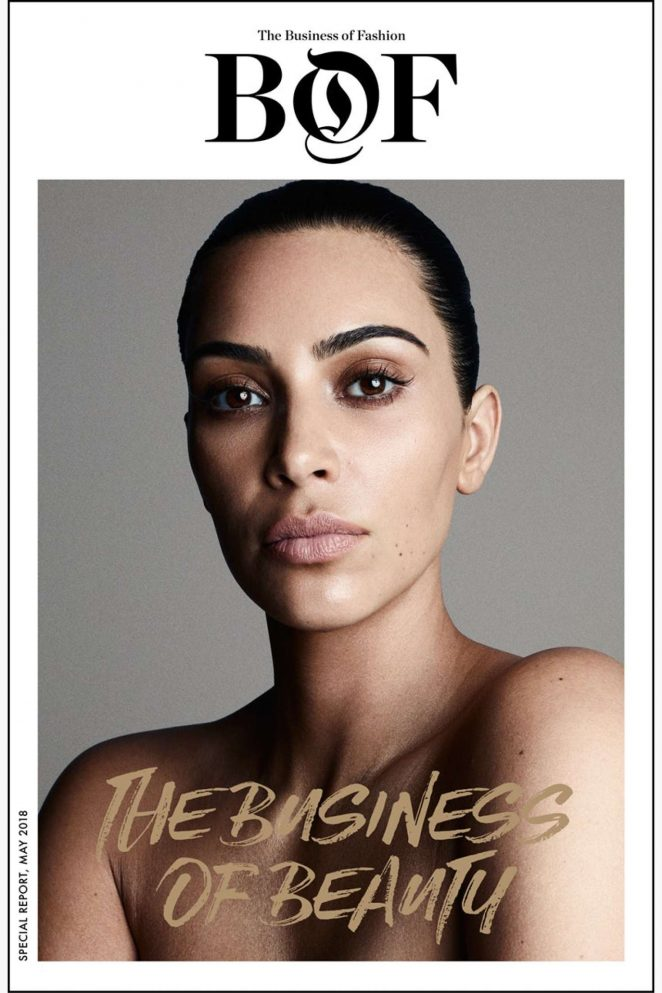 Kim Kardashian – The Business of Fashion (May 2018)