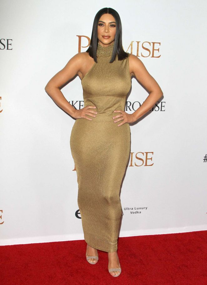 Kim Kardashian: The Promise Premiere -06