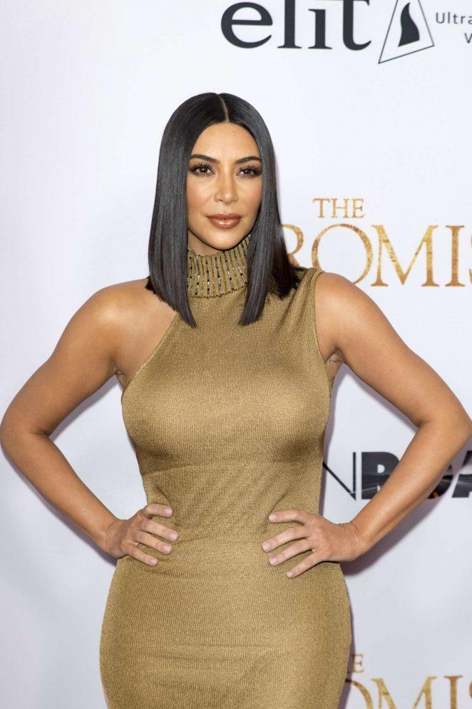 Kim Kardashian: The Promise Premiere -12