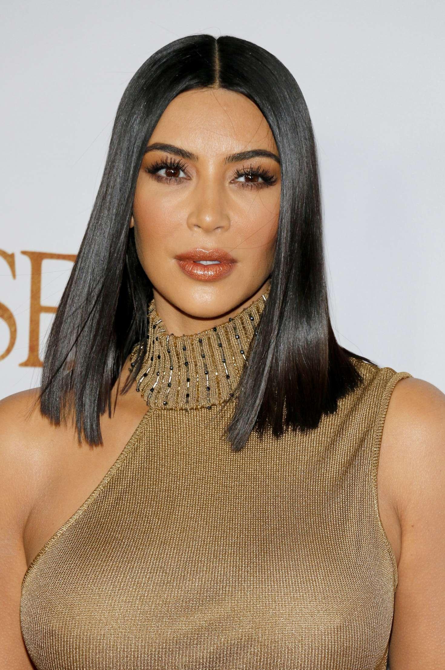 Kim Kardashian The Promise Premiere 13 GotCeleb