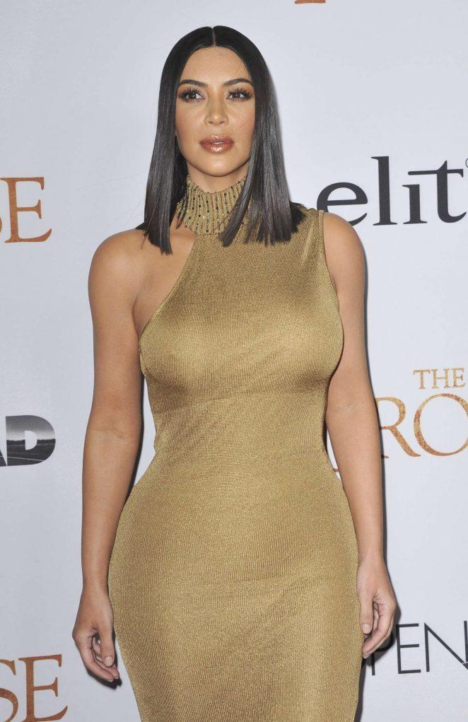 Kim Kardashian: The Promise Premiere -16