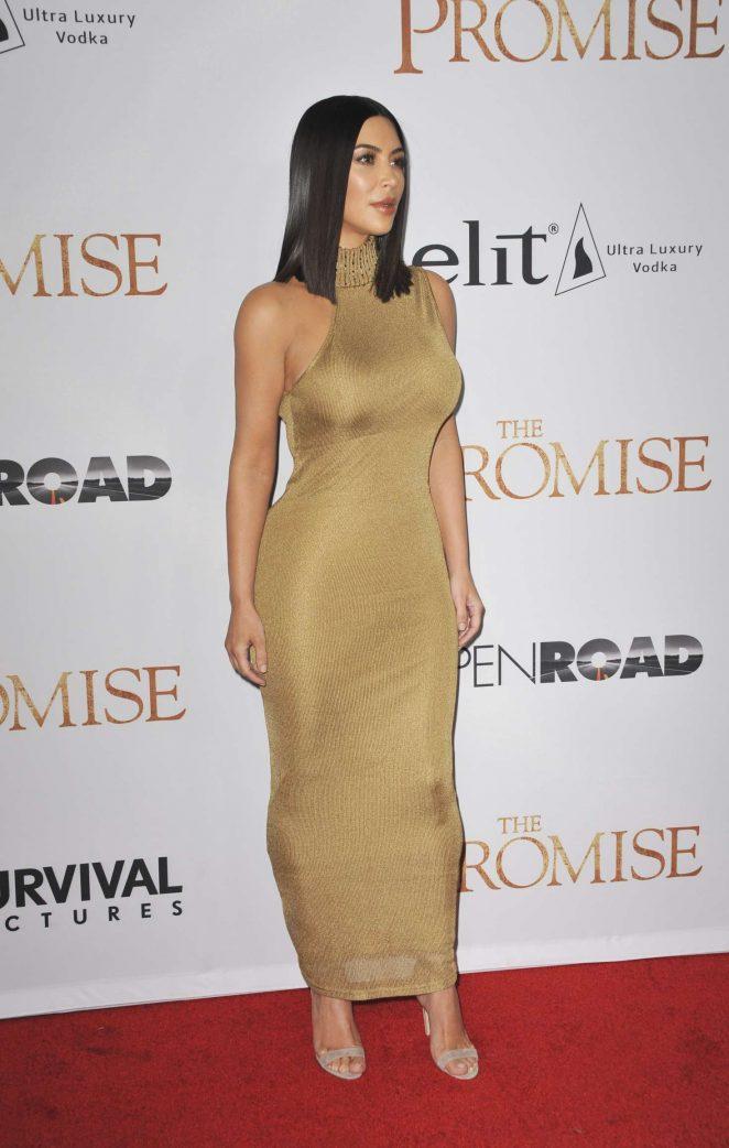 Kim Kardashian: The Promise Premiere -17